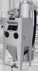乾式ブラスト装置(Dry Blasting machine)