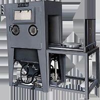 湿式ブラスト装置 (Wet Blasting machine)