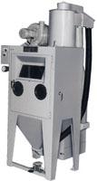 連続加工用自動機(Dry Blasting machine)